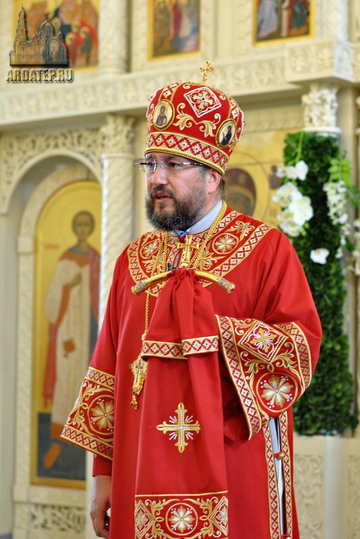 Преосвященнейший Вениамин, епископ Ардатовский и Атяшевский