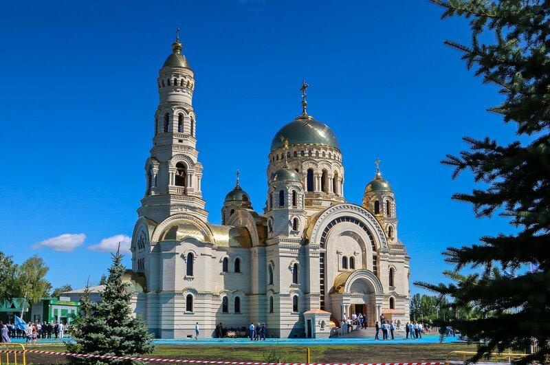 Андреевский кафедральный собор п. Атяшево